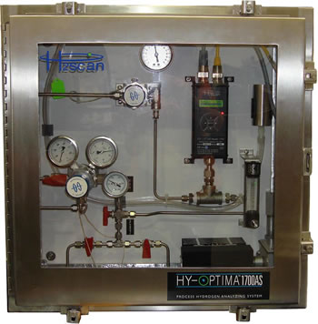 HY-OPTIMA 1700AS Process Hydrogen Analyzing System