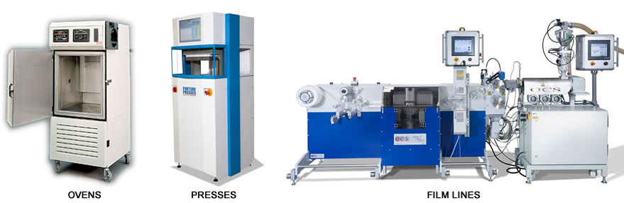 Southern Analytical Ovens, Presses, and Film Lines